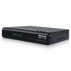Amiko NEO Combo SE Combo Receiver SSD Support