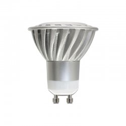 Delock Lighting GU10 LED Leuchtmittel 4,5 W warmweiß 3 x...