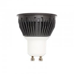 Delock Lighting GU10 LED Leuchtmittel 5,0 W warmweiß 22 x...