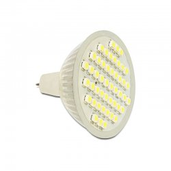 Delock Lighting MR16 LED Leuchtmittel 2,5 W kaltweiß 48 x...