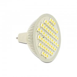 Delock Lighting MR16 LED Leuchtmittel 2,5 W warmweiß 48 x...