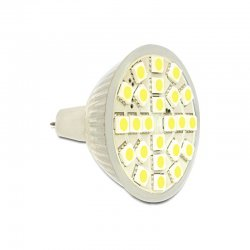 Delock Lighting MR16 LED Leuchtmittel 3,5 W kaltweiß 24 x...