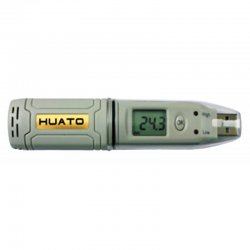 HE173 Temperatur & Luftfeuchtigkeits-Logger HUATO USB...