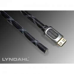 Lyndahl HDMI 1.4 DIY Kabel High Speed mit Ethernet SL-P 10m