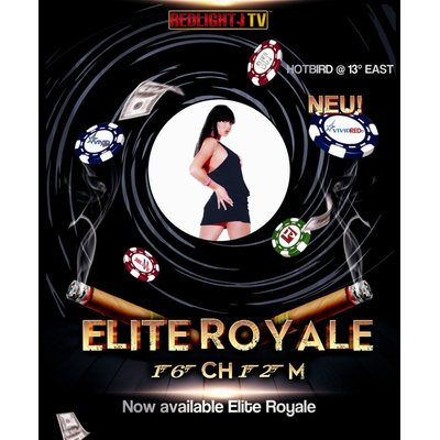 Redlight Elite ROYALE 14 Sender Viaccess Karte - Laufzeit 12 Monate