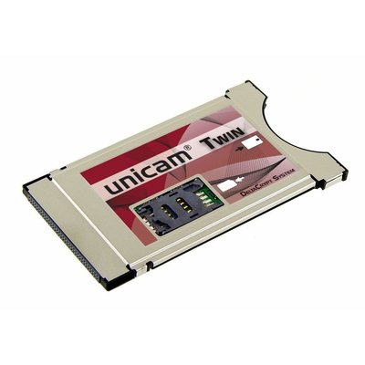 Unicam Twin CI Modul