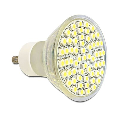 Delock Lighting GU10 LED illuminant 4.5 W warm white 60 x SMD dimmable
