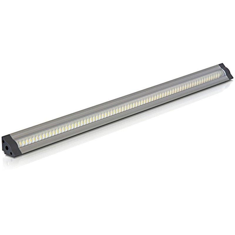 led lichtleiste dreieckig v2 50cm mit 72 smd led wei 54 85 chf. Black Bedroom Furniture Sets. Home Design Ideas