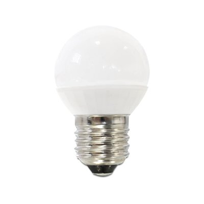 Delock Lighting E27 LED Leuchtmittel 3,0 W G45 warmweiß Keramik