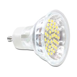 Delock Lighting GU10 LED Leuchtmittel 3,0 W kaltweiß 48 x...