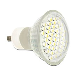 Delock Lighting GU10 LED illuminant 2.5 W warm white 48 x...
