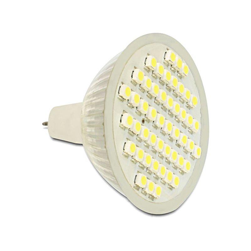 Delock Lighting MR16 LED Leuchtmittel 2,5 W Kaltweiß 48 X