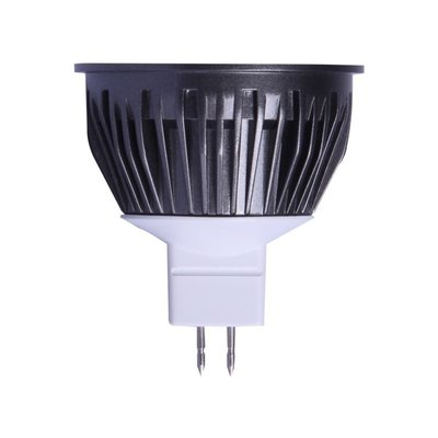 Delock Lighting MR16 LED Leuchtmittel 5,0 W warmweiß 22 x SMD Epistar 60°